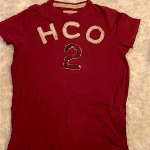 Hollister T-shirt Size Sm men's